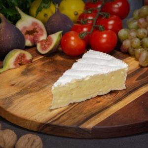 Brie au lait cru
