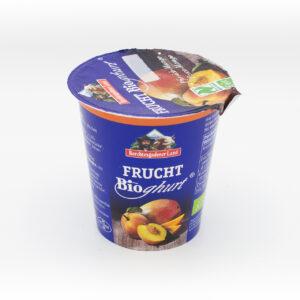Fruchjoghurt im Becher Pfirsich-Mango
