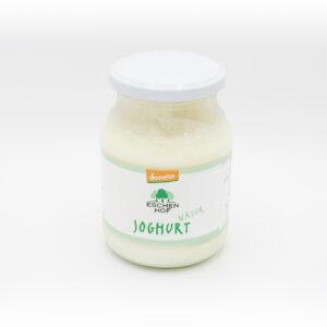 Joghurt Eschenhof im 500g-Glas