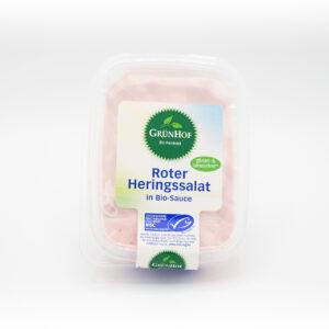 Heringsalat rot
