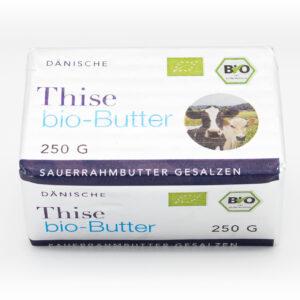 Dänische gesalzene Butter
