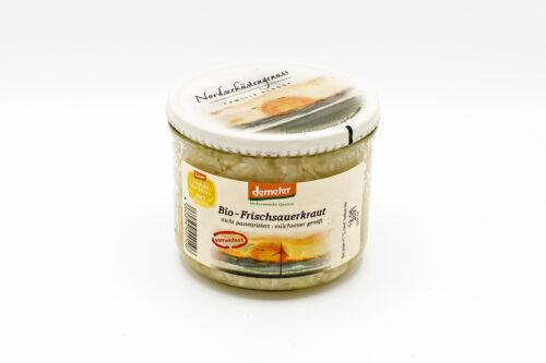 Sauerkraut im Glas 410 g