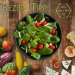 Rezept Tipp: Babyspinat-Salat mit Mozzarella & Thymian | vegetarisch