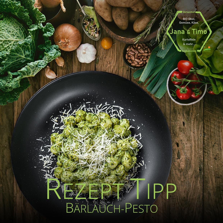 Read more about the article Rezept Tipp: Bärlauch-Pesto | vegetarisch