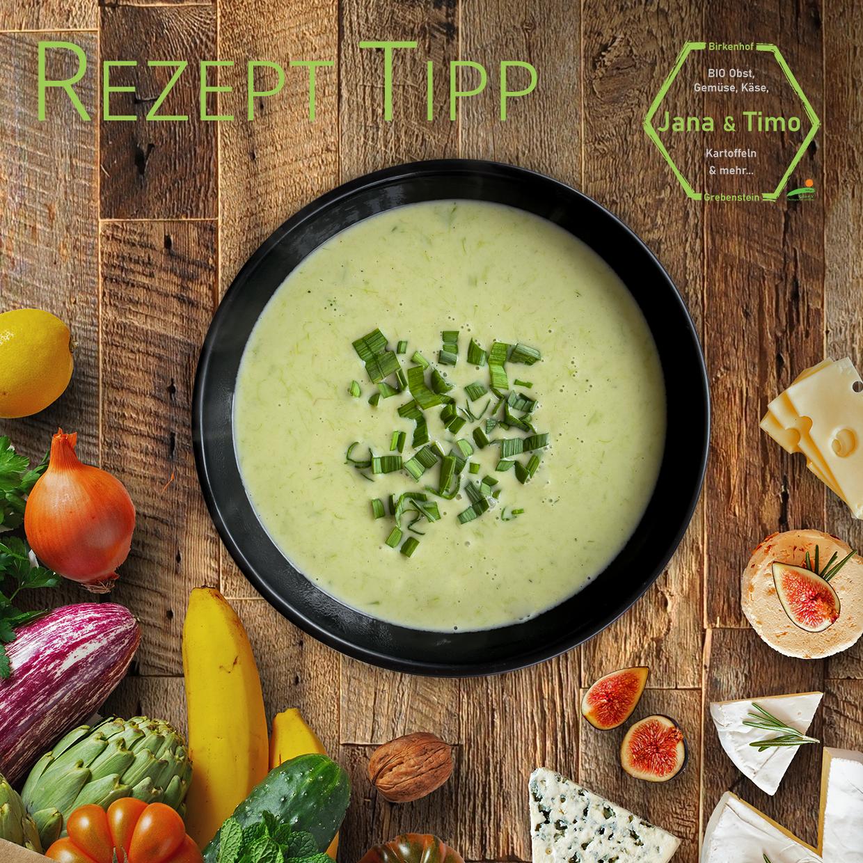 Rezept Tipp: Knoblauchsuppe | vegetarisch