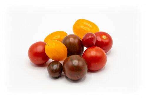 Cherry Tomaten bunt