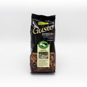 Gusto Espresso all´italiana gemahlen HIH